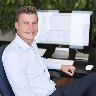 Dipl.-Ing. (FH) MBA Martin Erndl